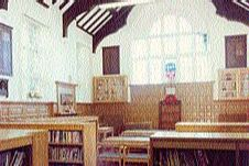 Library before alterations